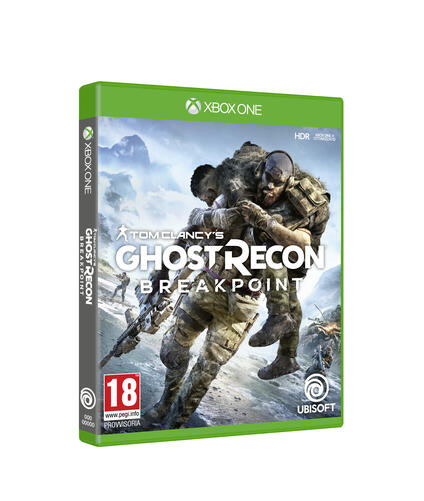 Ubisoft Ghost Recon Breakpoint, Xbox One Inglese, ITA