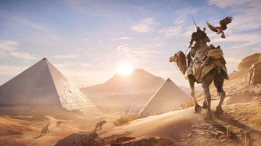 Assassin's Creed Origins + Odyssey PlayStation 4 - 3