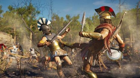 Assassin's Creed Origins + Odyssey PlayStation 4 - 4