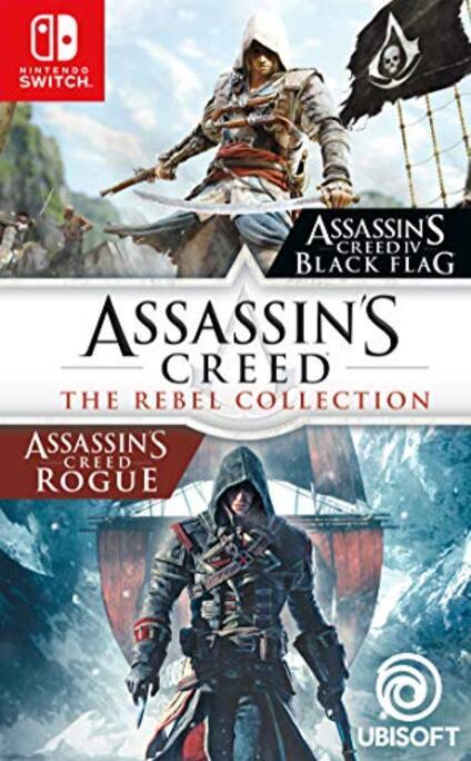 Compilation Assassin's Creed : The Rebel Collection [Edizione: Francia]