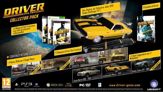Driver San Francisco Collector's Edition - 11