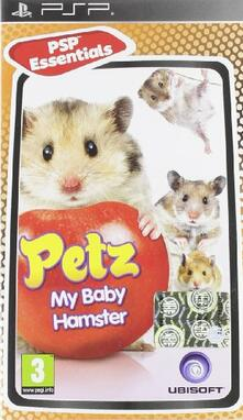 Essentials Petz. My Baby Hamsterz