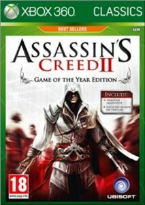 Videogioco Assassin's Creed 2 Game of the Year Edition Classics Xbox 360