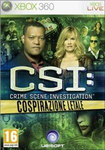 Videogioco CSI 6: Crimini insoluti Xbox 360 0