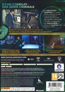 Videogioco CSI 6: Crimini insoluti Xbox 360 1
