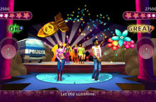 Ubisoft Dance on Broadway - PS3