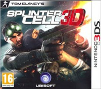 Videogioco Tom Clancy's Splinter Cell 3D Nintendo 3DS 0