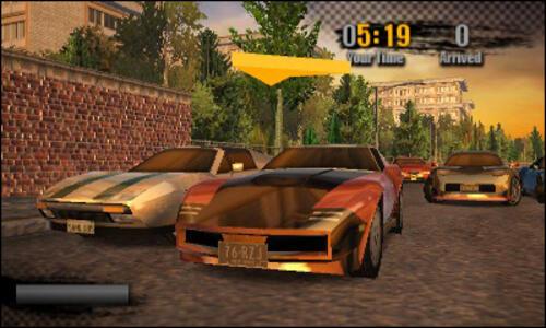 Driver Renegade 3D - 2