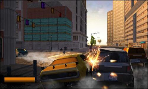 Driver Renegade 3D - 3