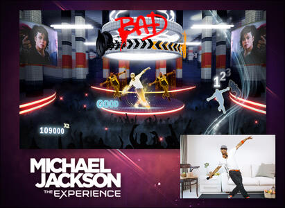Michael Jackson The Experience Day One Version - 4
