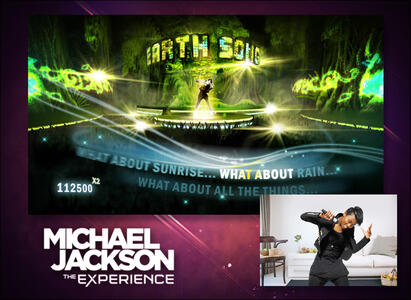 Michael Jackson The Experience Day One Version - 5