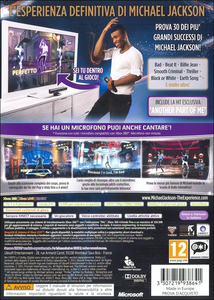 Videogioco Michael Jackson The Experience Day One Version Xbox 360 3