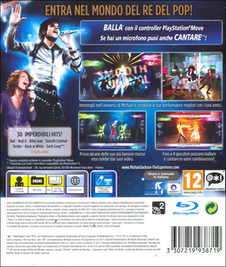 Videogioco Michael Jackson The Experience Day One Version PlayStation3 1