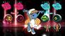 Videogioco Puffi Dance Party Nintendo WII 1