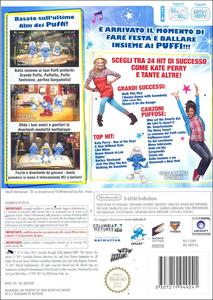 Videogioco Puffi Dance Party Nintendo WII 7