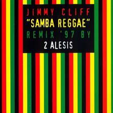 Samba Reggae - Vinile LP di Jimmy Cliff