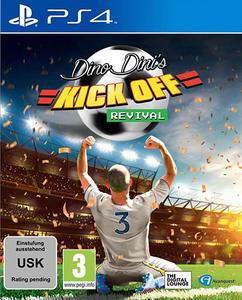 Videogioco Dino Dini's Kick Off Revival PlayStation4