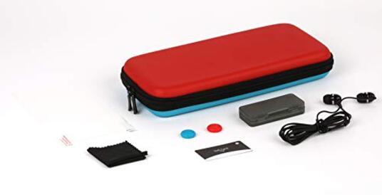 Kit de Démarrage pour Switch rouge/bleu [Edizione: Francia]