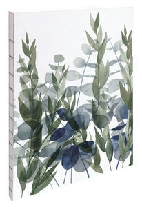 Cartoleria Taccuino Quintessence, copertina morbida, 160 pagine senza rigatura 14, 8 x 21 cm 90 g, motivo casuale Clairefontaine
