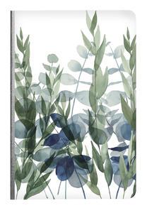 Cartoleria Taccuino tascabile Quintessence, dorso in tela, 160 pagine 14, 8 x 21 cm 90 g, copertina rigida, motivo casuale Clairefontaine