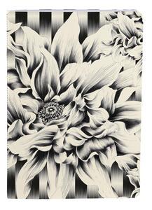 Cartoleria Kenzo, Taccuino cucito A5 - 14, 8 x 21 cm, 32 F a righe, motivo casuale Clairefontaine