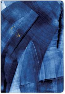 Cartoleria Indigo, Taccuino p.m. A4 32 F a righe + margine, motivo casuale Clairefontaine