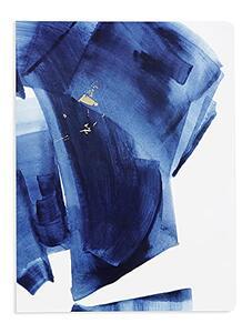 Cartoleria Indigo, Taccuino a spirale A5 - 14, 8 x 21 cm, 60 F a righe, 3 tasche, motivo casuale Clairefontaine