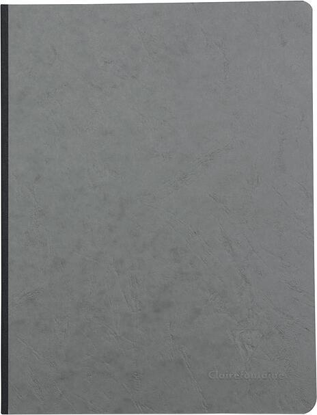 Quaderno Age Bag brossurato large a quadretti. Blu - 4