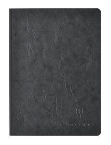 Quaderno Age Bag brossurato medium a righe. Nero - 3