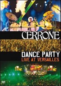 Cerrone. Dance Party. Live at Versailles - DVD