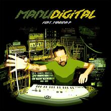 Digital Lab 3 (feat. Marina P) - Vinile 7'' di Manudigital