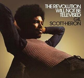 The Revolution Will Not Be Televised - Vinile LP di Gil Scott-Heron
