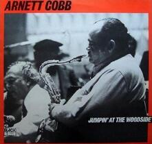 Jumpin' at the Woodside - Vinile LP di Arnett Cobb