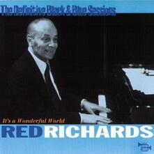 It's a Wonderful World - Vinile LP di Red Richards