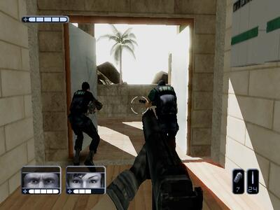 SWAT. Global Strike Team - 3