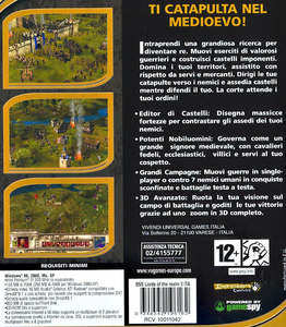 Videogioco Lords of the Realms III Personal Computer 1