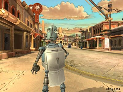 Videogioco Robots Personal Computer 1