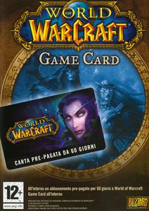 Videogioco Carte prepagate World of Warcraft 2 mesi Personal Computer 0