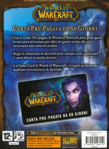 Videogioco Carte prepagate World of Warcraft 2 mesi Personal Computer 1