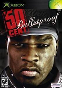 50 Cent. Bulletproof