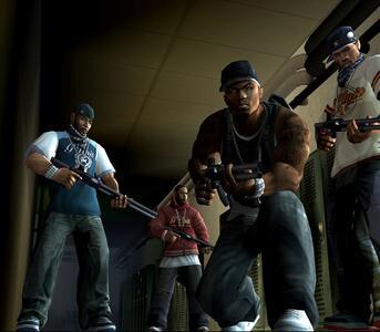 50 Cent. Bulletproof - 6