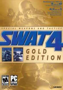 Activision SWAT 4: Gold Edition videogioco PC Oro Inglese, ESP