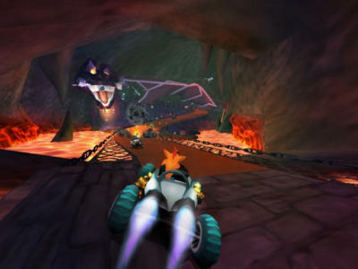 Crash Tag Team Racing - 4