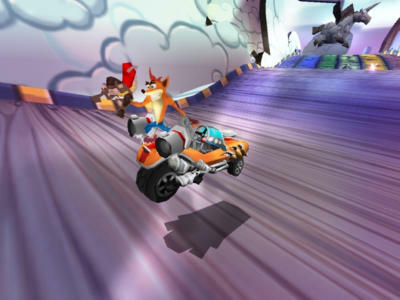 Crash Tag Team Racing - 9