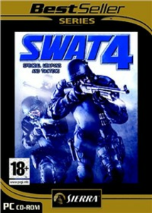 Videogioco SWAT 4 Best Seller Personal Computer 0