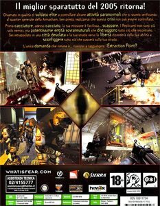 Videogioco F.E.A.R. Extraction Point Personal Computer 7