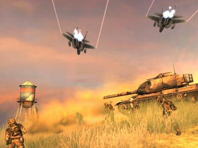 World in Conflict - 8