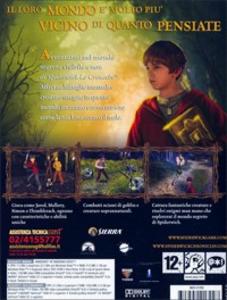 Videogioco Spiderwick Chronicles Personal Computer 1