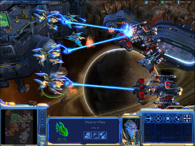 Videogioco Starcraft II Wings of Liberty Personal Computer 4