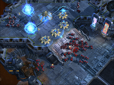 Videogioco Starcraft II Wings of Liberty Personal Computer 9